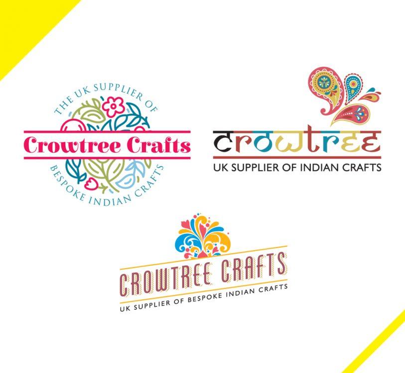 Crowtree Logos
