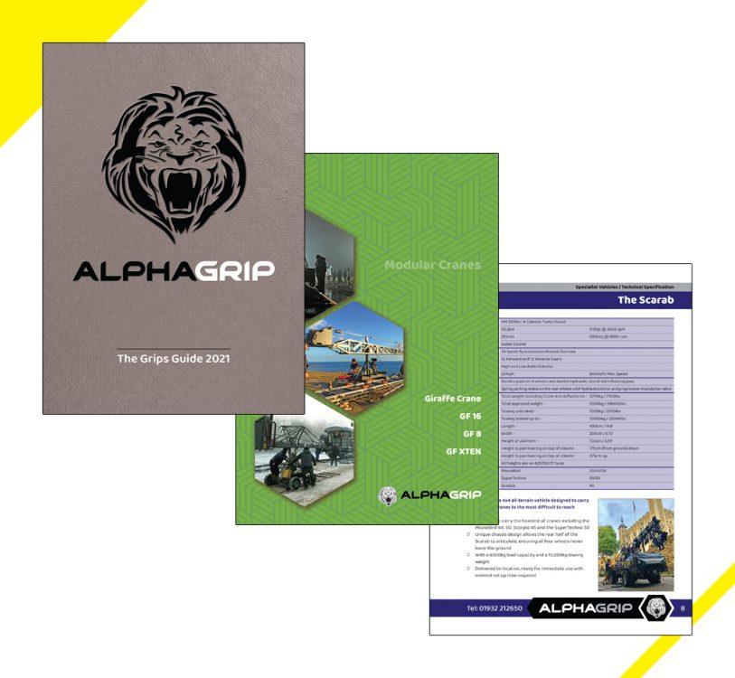 Alpha Grip Guide